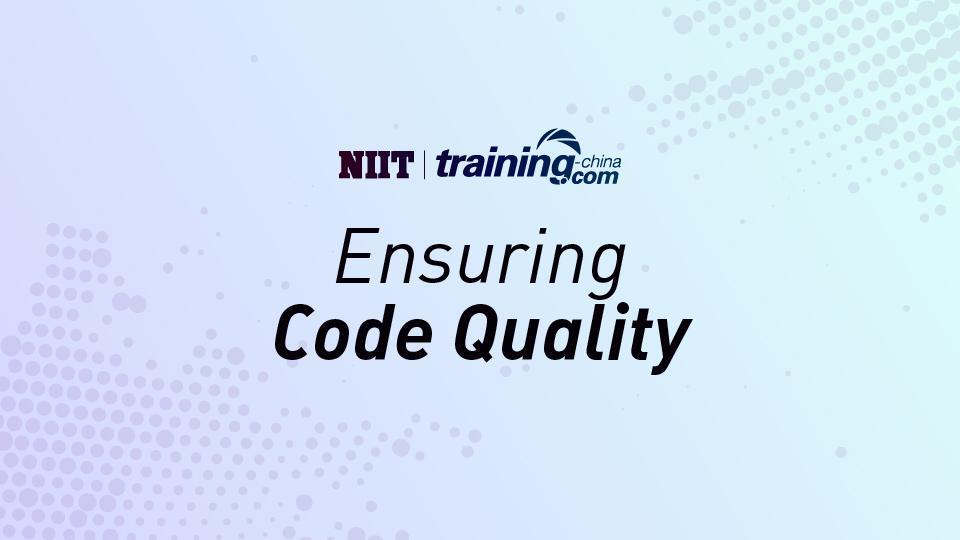 (MTC)Ensuring Code Quality